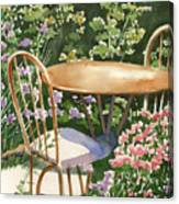 Peaceful Interlude Canvas Print