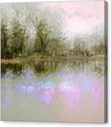 Peaceful Serenity Canvas Print