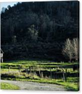 Peaceful West Virginia Valley Canvas Print