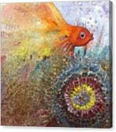 Peace,love,light  Canvas Print