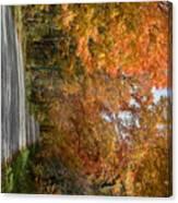 Peacham Side Road Canvas Print