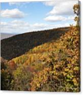 Peak Foliage Canvas Print