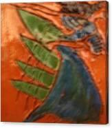 Peals -  Tile Canvas Print