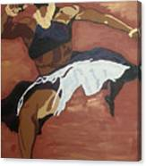 Pearl Primus Canvas Print