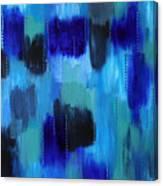 Pearl Raindrops Canvas Print