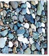 Pebbles 03 Canvas Print