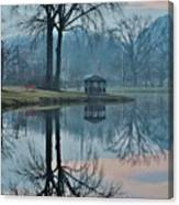 Pecks Pond Morning Canvas Print