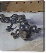 Pegboard Pete Canvas Print