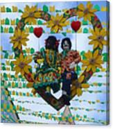 Pelourinho - The Historic Center Of Salvador Canvas Print