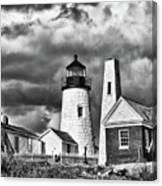 Pemaquid Point 4821b Canvas Print