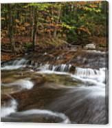 Pemigewasset River Canvas Print