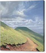 Pen Y Fan Canvas Print