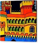 Pena Palace Portugal Canvas Print