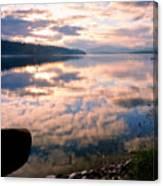 Pend Oreille Reflections Canvas Print