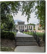 Penn State Library  Canvas Print