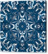 Pennsylvania Dutch Kaleidoscope Canvas Print