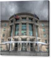 Pennsylvania Judicial Center Canvas Print