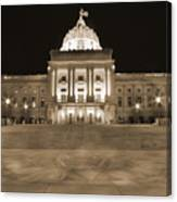 Pennsylvania State Capitol Canvas Print