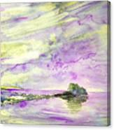 Penon De Ifach In Calpe 02 Canvas Print