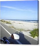 Pensacola Ride Canvas Print