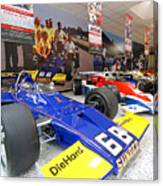 Penske Room In Indy Canvas Print