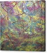 Perceptible Solicitation Canvas Print