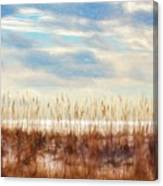 Perdido Painted  Canvas Print