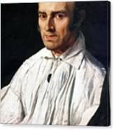 Pere Desmarets Canvas Print