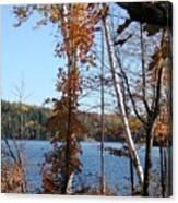 Perfect Autumn Day Canvas Print