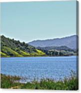 Perfect Spring Day Canvas Print