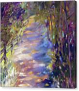 Perfect Walk Canvas Print