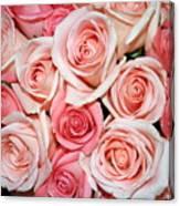 Perfumed Feast Canvas Print