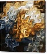 Perijove 1 Canvas Print