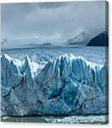 Perito Moreno Glacier Pano Canvas Print