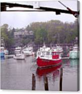 Perkins Cove Canvas Print