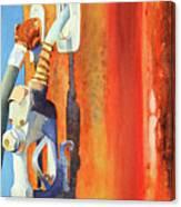 Perma Rust Canvas Print