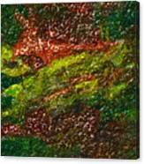 Permafrost Canvas Print