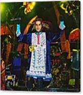 Perry Farrell Canvas Print