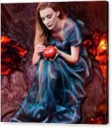 Persephone, Greek Mythological Goddess Canvas Print