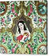 Persian Lady Canvas Print