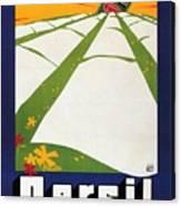 Persil - Statt Sonne - Vintage Advertising Poster For Detergent Canvas Print