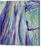 Perspective Tree Canvas Print