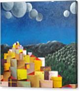 Perugia Canvas Print