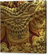 Peruvian Weave Canvas Print