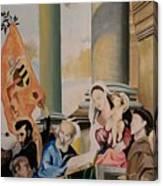 Pesaro Madonna Canvas Print