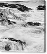 Pescadero Sb 8482 Canvas Print