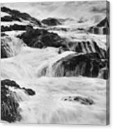 Pescadero Sb 8540 Canvas Print