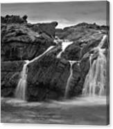Pescadero Sb 8676 Canvas Print