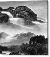 Pescadero Sb 8815 Canvas Print