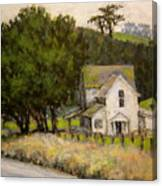 Petaluma Farmhouse Canvas Print